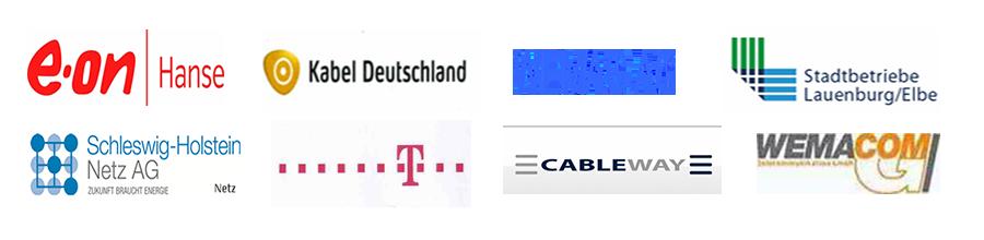 Referenz-Logos